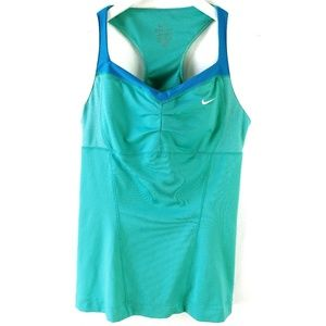 Nike Dri-fit exercise yoga workout top size M